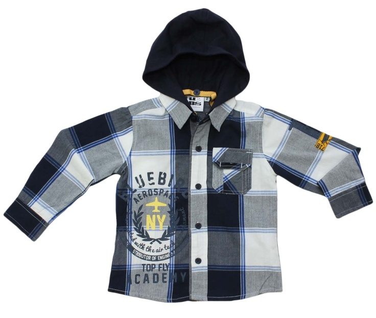 Camisa de niño Bluebird | Bluebird child shirt
