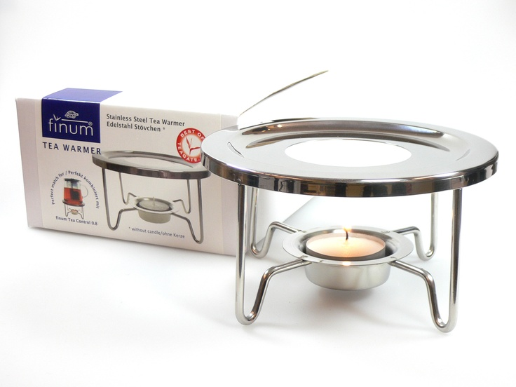 finum's Tea stainless steel Warmer