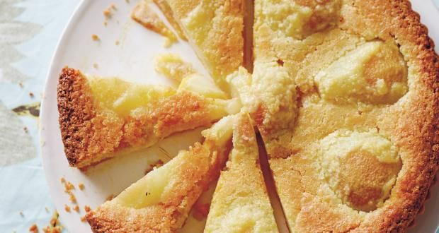 Matt Tebbutt's Apple And Almond Tart Recipe — Dishmaps