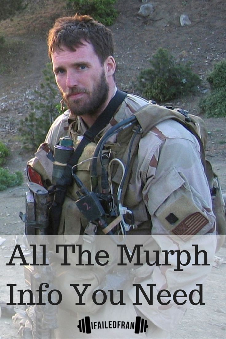 The ultimate hero WOD. All the information you could need for the #CrossFit Memorial Day #Murph WOD.