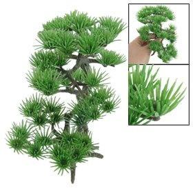 Captivating Amazon.com: Como Aquascaping Artificial Green Plastic Pine Tree Decoration  For Aquarium: Pet