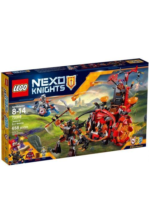 LEGO Nexo Knights - Jestros Onde Fartøj 70316