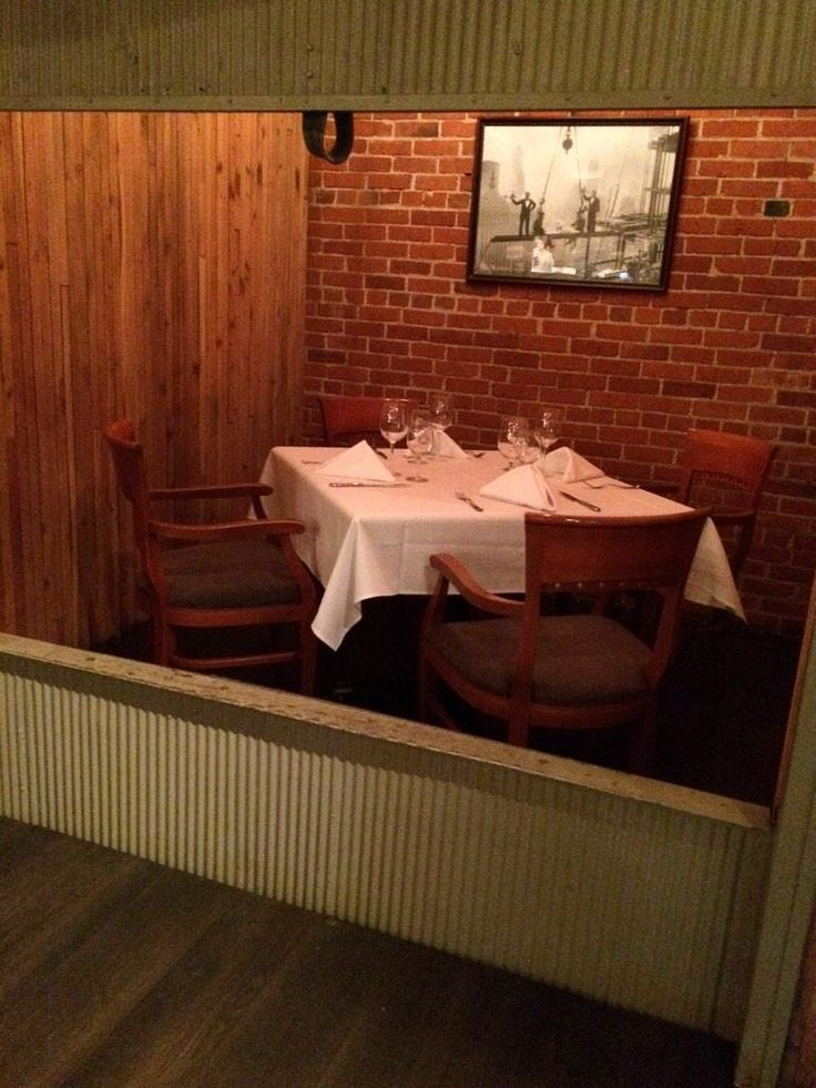 Is this not the most intimate spot to dine in #yeg? #elevatorshaft #CharactersYeg #YegDT #YegCC  http://www.Characters.ca/ https://www.Facebook.com/pages/Characters-Restaurant/149414468402902 https://Twitter.com/CharactersFood https://www.YouTube.com/user/CharactersFood