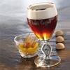Paharul Irish Coffee are capacitate de 230 ml, inaltime de 145 mm si diametrul de 65 mm.
