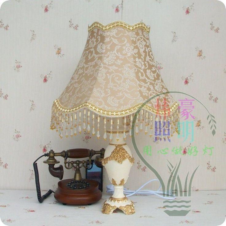 Дешевое Мода настольная лампа кровать   освещение деревенский свадьба фары современные керамические 499, Купить Качество Настольные лампы непосредственно из китайских фирмах-поставщиках:  ДЕТАЛИ ПРОДУКТА