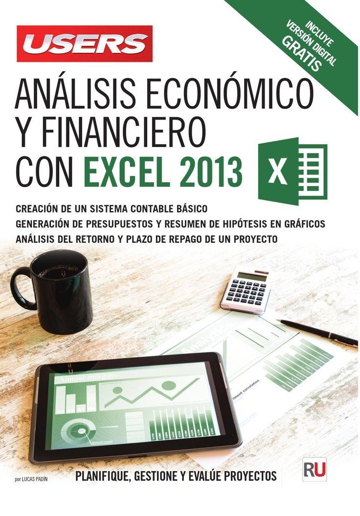 Análisis económico y financiero con excel 2013