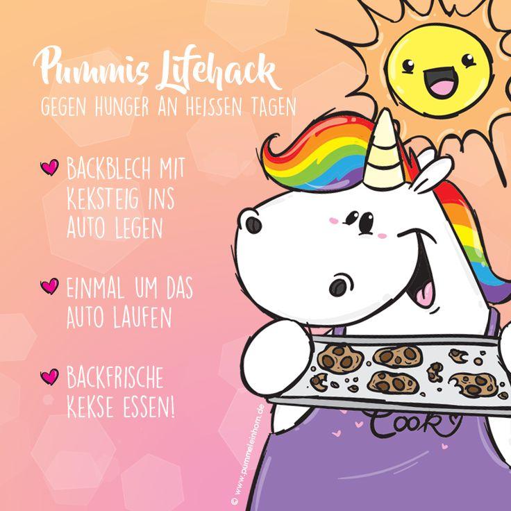 ☀ + ? = ?   #Pummeleinhorn liebt Mathematik (und natürlich #Kekse)!   www.pummeleinhorn.de