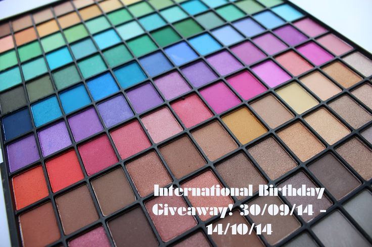Дневники лакоманьяка: International Birthday Giveaway!