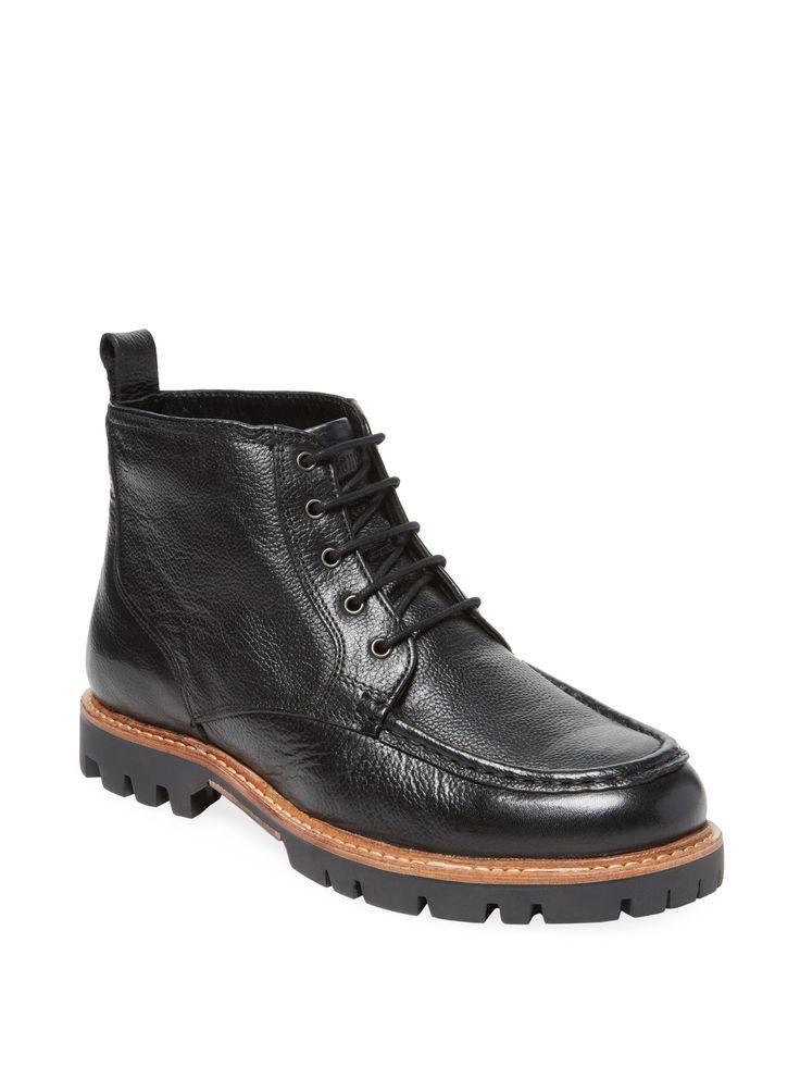 BEN SHERMAN MEN'S HEAD START BOOT - BLACK, SIZE 15. #bensherman #shoes #