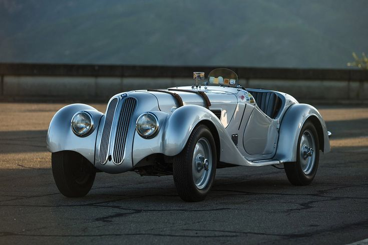 An often overlooked pre-war gem, the BMW 328 was one of the best racers of its time. Fittingly, this 1939 BMW 328 has itself been raced in a number of events, ranging from wine country classics to a coast-to-coast rally...