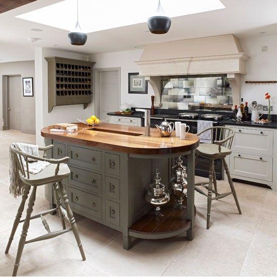 Chalon kitchen   Designer kitchens – 10 ideas   Kitchen ideas   Beautiful Kitche…