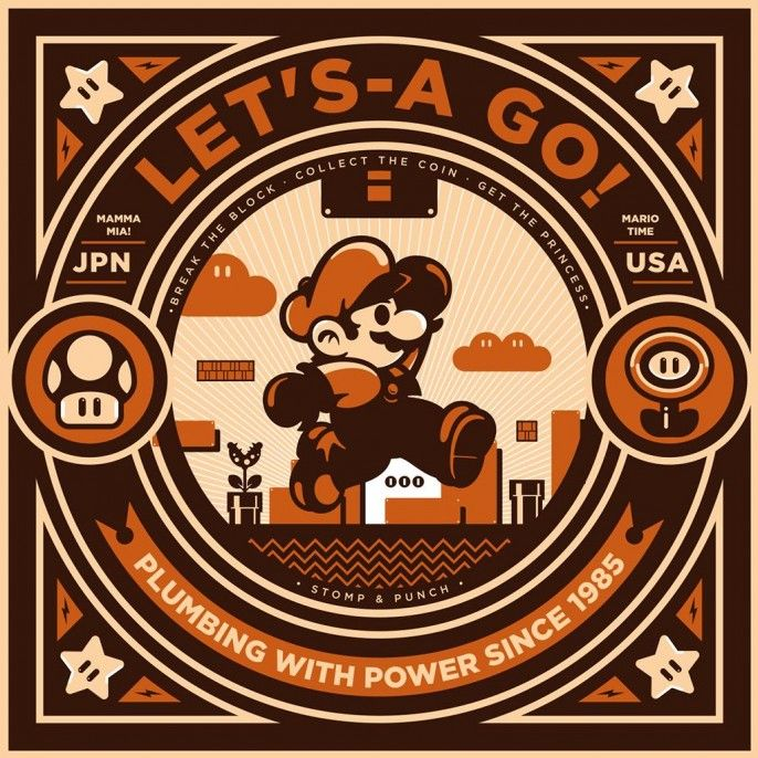 Here's a great art show tribute to video games at Hero Complex Gallery. As usual, lots of awesome artworks and artists, some from website Geek-Art like O