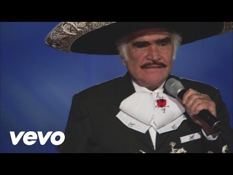 Vicente Fernández - Mujeres Divinas (En Vivo) - YouTube