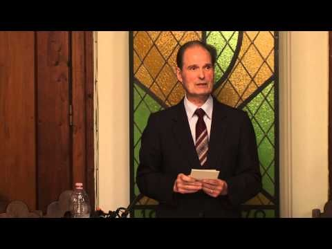 EBBE: Cseri Kálmán előadása - YouTube