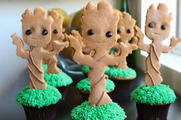 I am Groot. Translation: I am delicious.