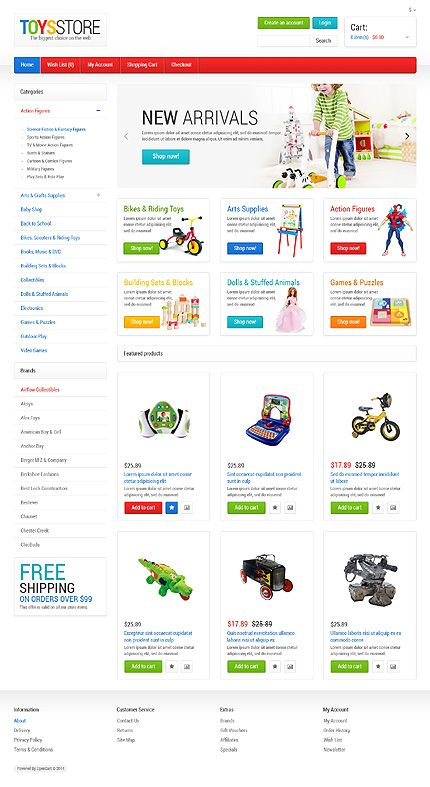 http://www.yakoff.es/e-commerce/ Diseñamos su tienda Online totalmente personalizada. Estudiamos su negocio y le ofrecemos la mejor forma de vender por Internet creando un espacio a la medida de sus clientes con pasarela de pago On-line, productos ilimitados, panel de gestión. Pero ante todo transmitiendo los valores de su negocio.