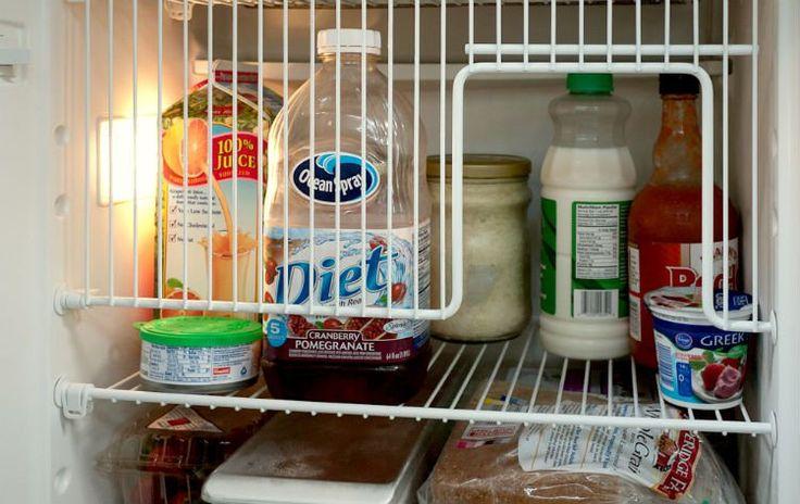 Three Quick Tips to Organize Your RV Refrigerator