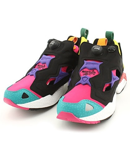 reebok pump fury custom