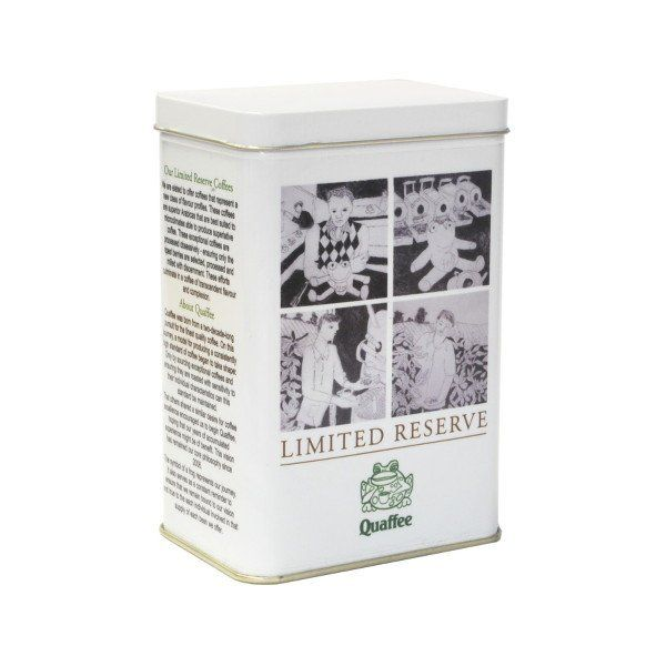 You have one chance to purchase this very special Limited Reserve from Quaffee…