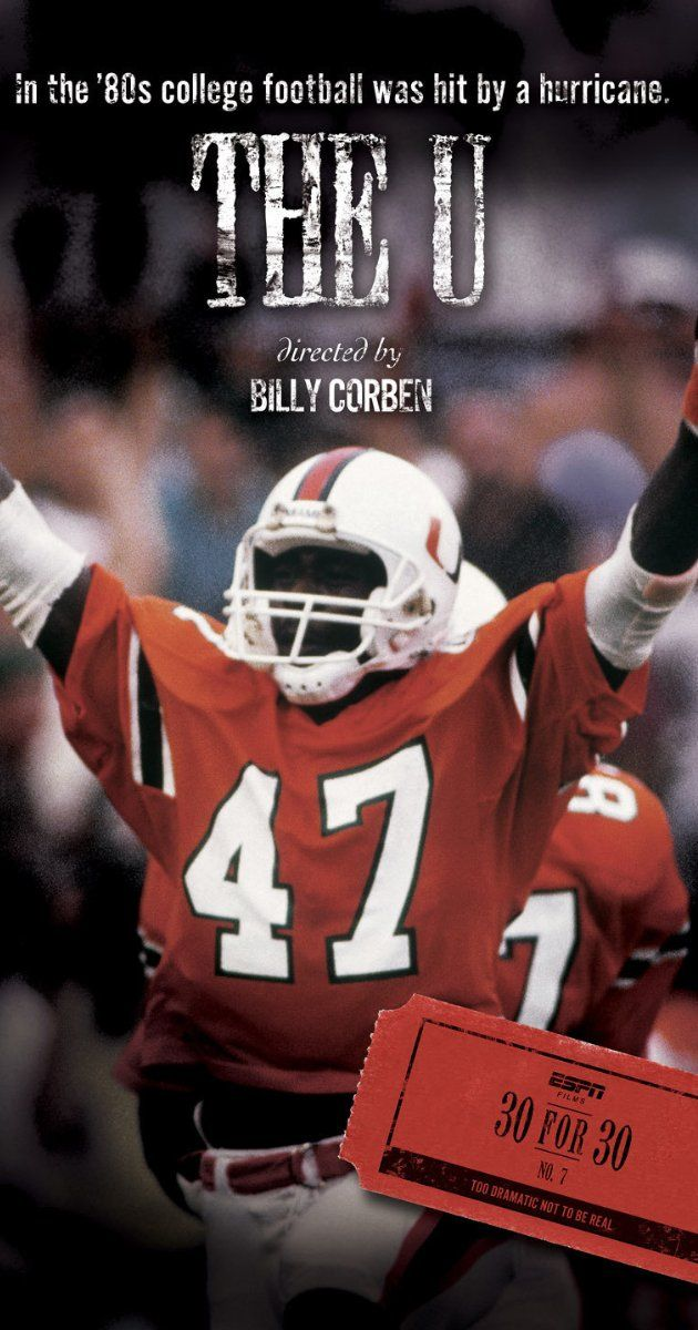 Directed by Billy Corben, Alfred Spellman.  With Billy Corben, John Green, Luther Campbell, Tolbert Bain. This episode follows the rise to prominence of the University Of Miami after years of indifferent results. New coach Howard Schnellenberger revitalized the program by introducing fresh blood and fresh attitude into the team.