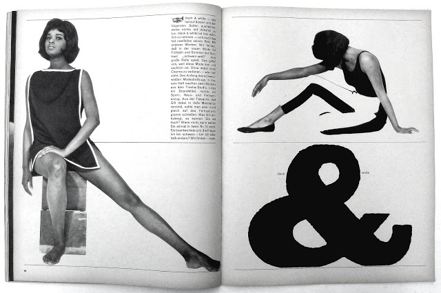 Past Print: twen (selected pages) issue 2 1961