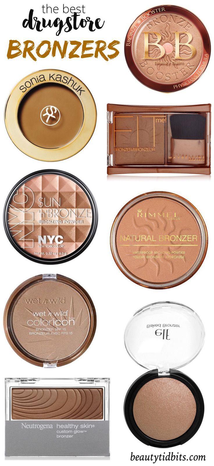 Best Drugstore Bronzers under $10