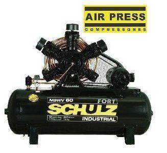 Compressor MSV 60 Fort  425 15CV M/A Schulz