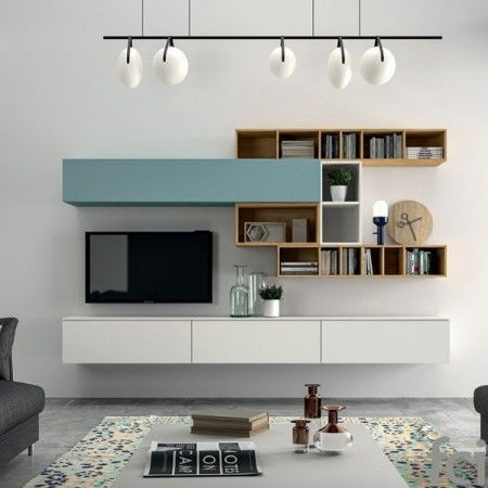 Slim TV Unit by Dallagnese