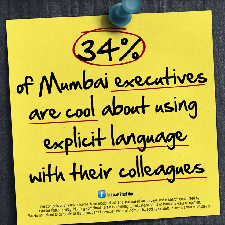 Explicit Mumbai!