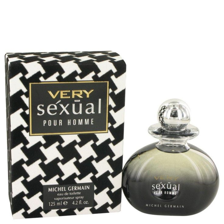 Very Sexual By Michel Germain Eau De Toilette Spray 4.2 Oz