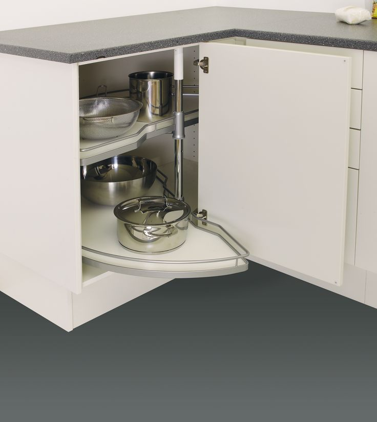 Sigdal kjøkken - innredning halvkarusell