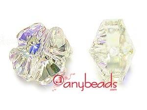 Swarovski Autumn/Winter 2011/12 New Article - 5752 Clover Bead - Crystal AB