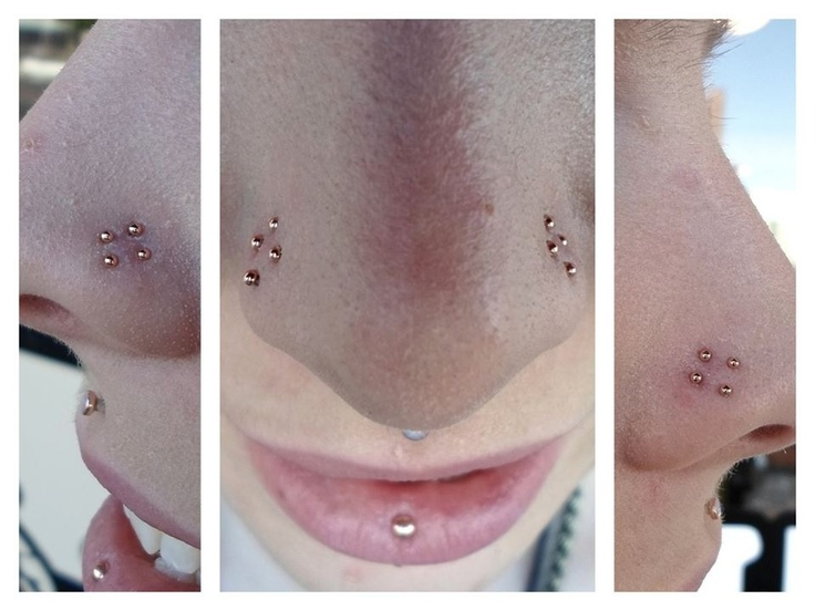 how to tell if your nose piercing is healed