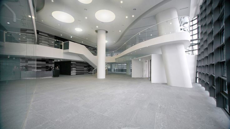 HJL Studio - Twin Tree Building Lobby Remodelling (2011)