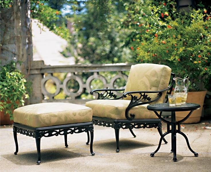 Image result for brown jordan  eastlake furniture