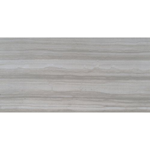 "MS International Sophie Gray 12"" X 24"" Porcelain Wood Look Tile in White"