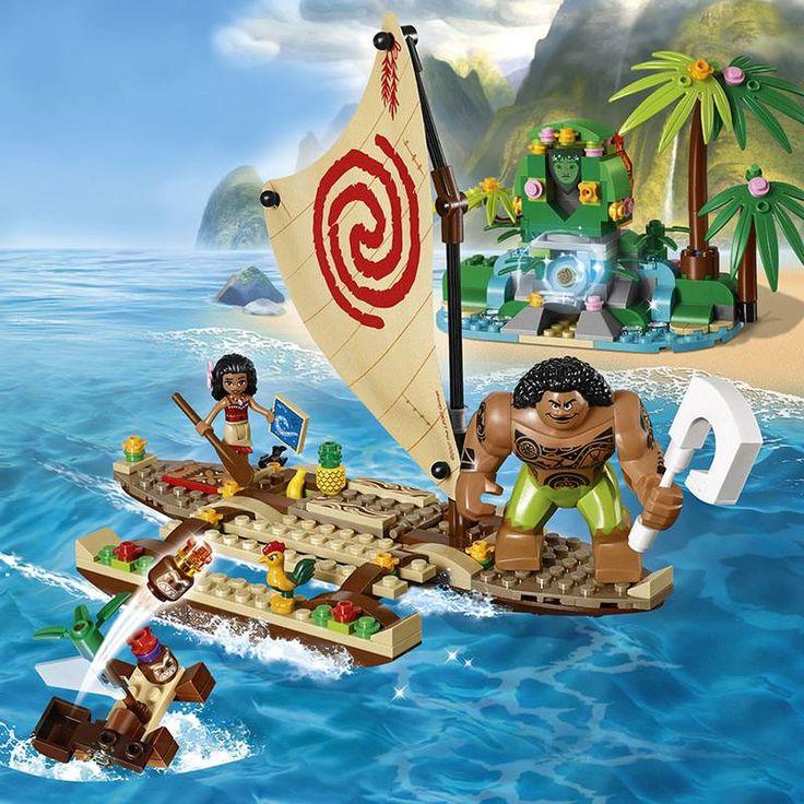 Lego Disney Princess - Il viaggio sull'oceano di Vaiana