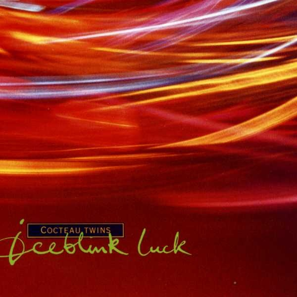 "CvA213. Cocteau Twins - ""Iceblink luck"" 12"" by Paul West / Photo by Andy Rumball / 4AD 1990 / BAD0011  / #Albumcover"