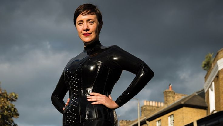 A Q&A with the former Tibetan Buddhist nun, PhD candidate, and latex lover