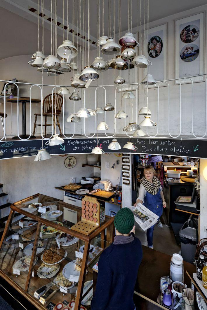 Lieblingscafes: Cafe Hüftgold I Düsseldorf-Flingern  www.cafehueftgold.de