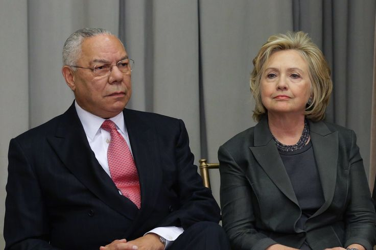 Proof of INTENT! Hillary Clinton Asked Colin Powell How To Get Around State Dept Restrictions and Use Her Blackberry?