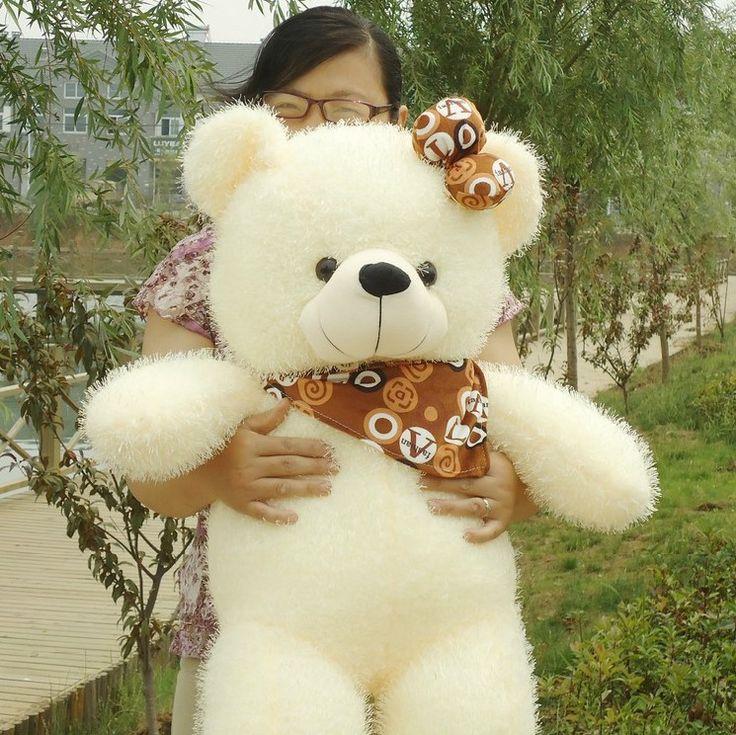 Large Teddy Bear 1.2 Meters Doll Birthday Giftat EVToys.com