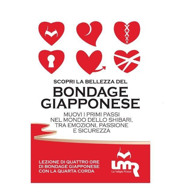 CORSO BONDAGE GIAPPONESE - LA QUARTA CORDA