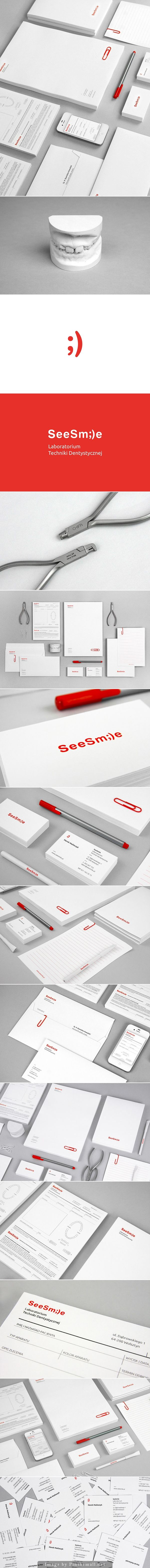 Branding for small dental technology laboratory.
