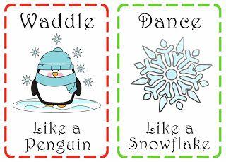 126 best preschool gym ideas images on pinterest for Christmas gross motor activities