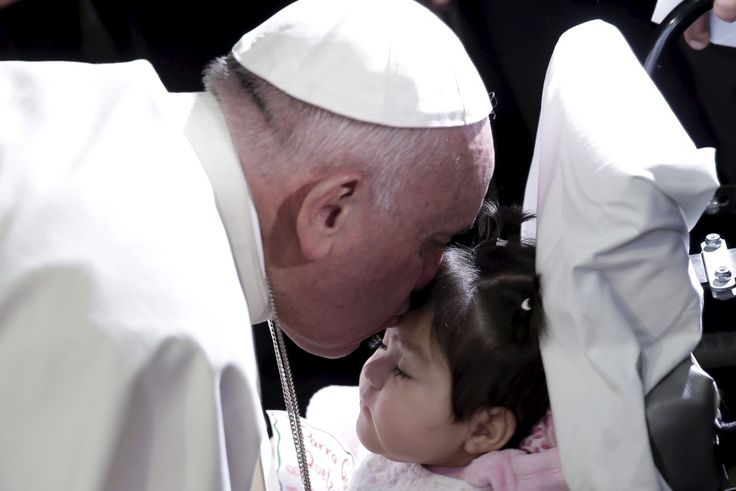 In a new document, the Catholic pontiff argues that Church has often alienated people in non-traditional families.