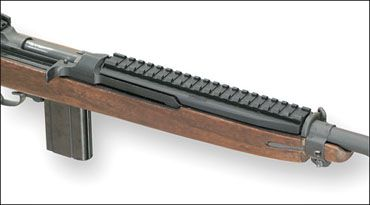 "M1 .30 Carbine Forward (""Scout"") Scope Mount"