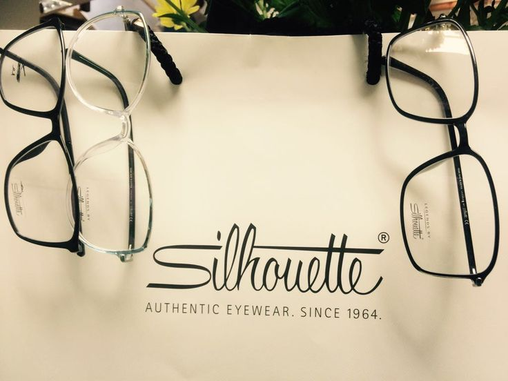 Looking for simple and stylish eyewear? Checkout our range of Silhouette eyewear.  #Style #Fashion #Eyewear #Silhouette