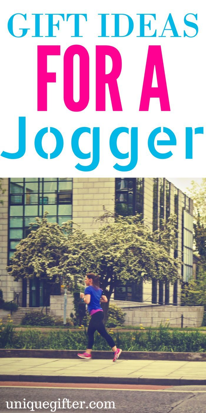 Gift Ideas For A Jogger