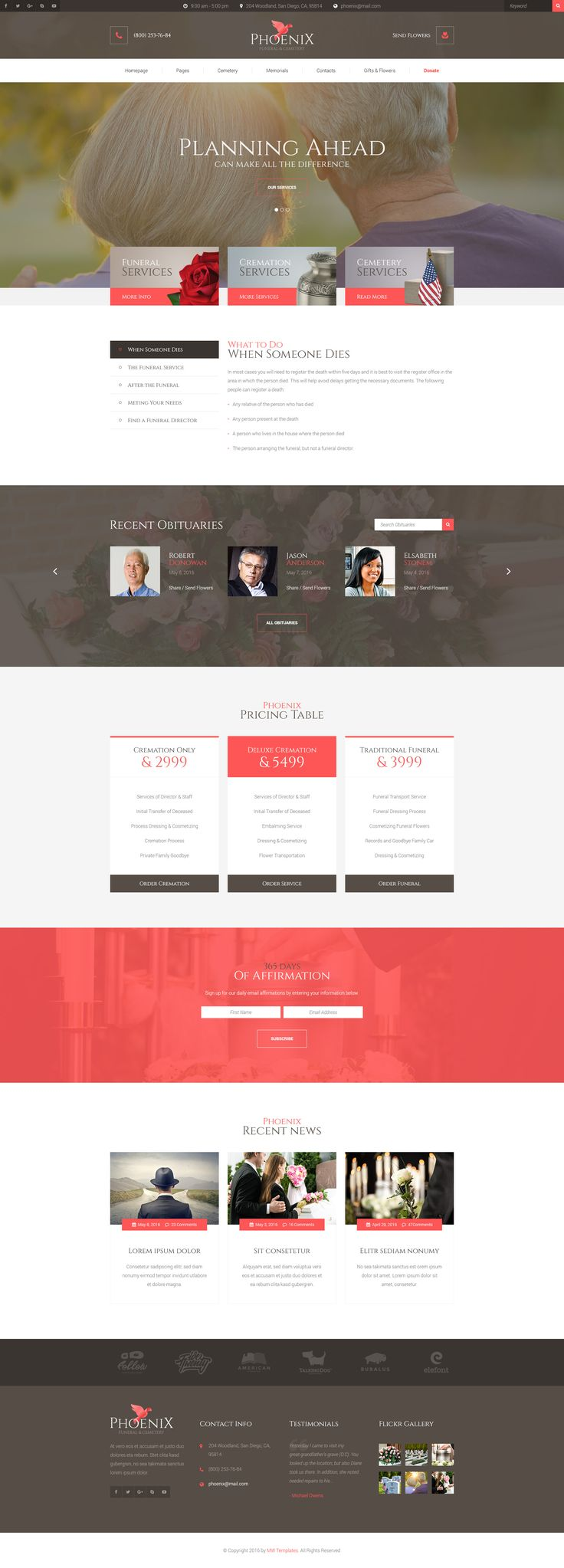 the 44 best html templates images on pinterest html templates